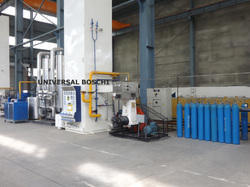 Oxygen Gas Production Plants