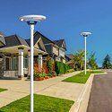 Residential Solar Street Light System Installation Service