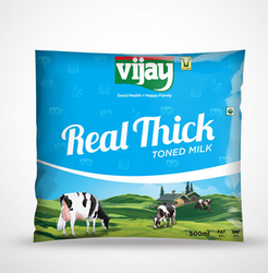 Real Thick Milk