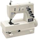Bag Making Sewing Machine-Twin Needle,Four Thread R-18HD