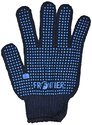 Knitted Dotted Hand Gloves