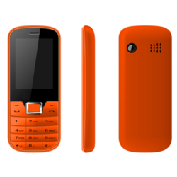 2.4 Inch Orange Feature Phone