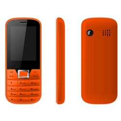 2.4 Inch Orange Feature Phone