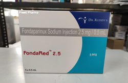 FONDARED 2.5 Injection