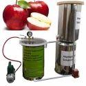 Burhani Hardware Silver Vacuum Impregnation Machine For Apple Cv. Jonago, 100 Pieces/month, 1 Kw