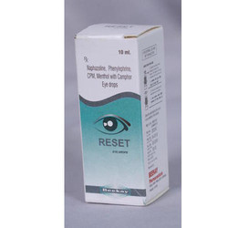 Reset Eye Drop