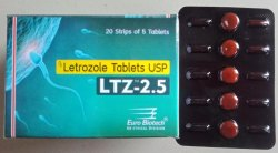Letrozole-2.5 mg