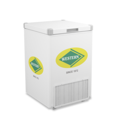 Western Deep Freezer 125  Litres