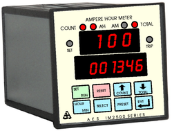 IM2502C (Ampere Hour Meter with Totaliser)