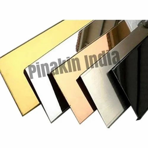 Stainless Steel Colored Mirror Sheet