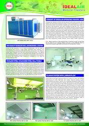 Modular Operating Theatre / AHU
