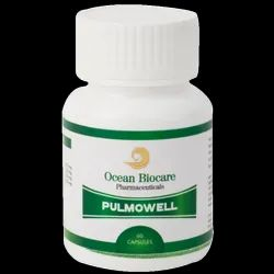 Ocean Biocare As Mentioned Pulmowell Capsules, For Asthma, Treatment: Allergic Bronchitis, Asthma