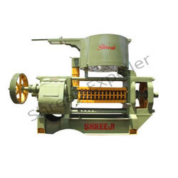 Automatic Mustard Oil Mill Machinery
