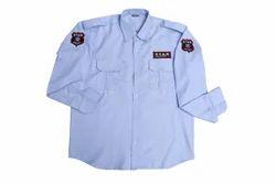 Men Poly Cotton Security Guard Uniforms
