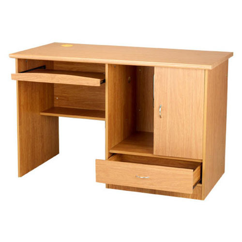Wooden Computer Table Computer Table Manufacturer From Noida