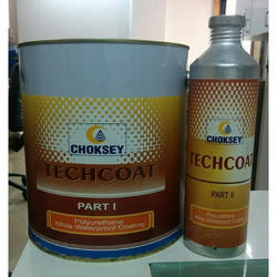 White Polyurethane Waterproof Coating