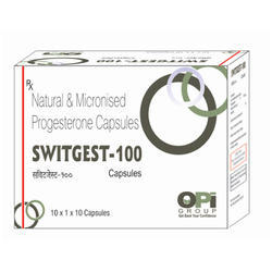 Natural and Micronised Progesterone Capsules