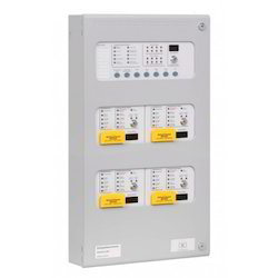 ASD 6 Zone & 8 Zone Fire Alarm System