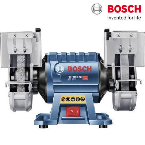 Magnificent Bosch Gbg 35 15 Professional Heavy Duty Bench Grinder Squirreltailoven Fun Painted Chair Ideas Images Squirreltailovenorg