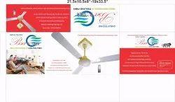 Remote Inverter Fan