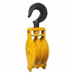 Double Sleave Pulley