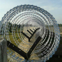 Razor Tape Concertina Coil for Industrial and Defence