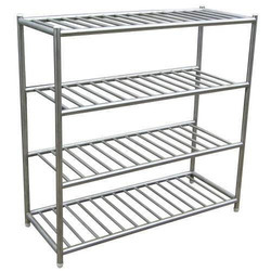 36eed0a3341 Stainless Steel Kitchen Racks - Ss Kitchen Racks Latest Price ...