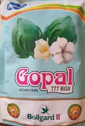 GOPAL 777 BG-II Cotton Seeds, Packaging Type: Packet, 475 Gms