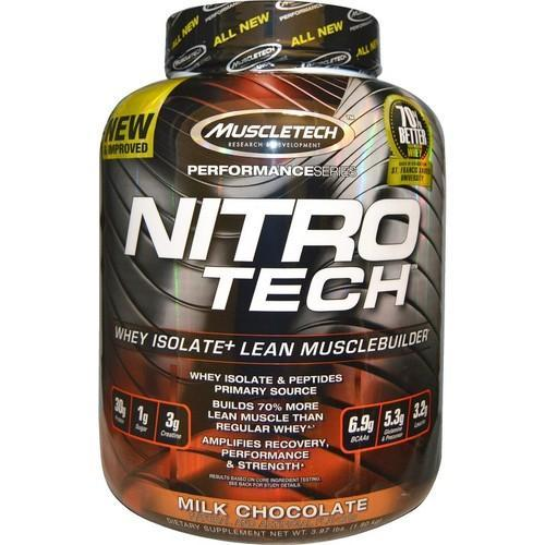Muscletech Nutrition Power, for Weight Gainer
