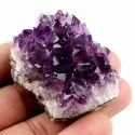 Natural Raw Amethyst Druzy Gemstone