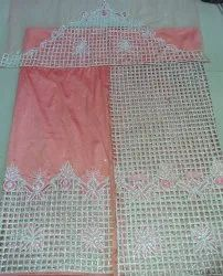 Net Fabric African George Wrappers