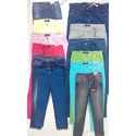 Denim Colored Kids Pants