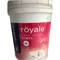 Royale Atmos Luxury Emulsion Paint, Packaging Size: 10 L