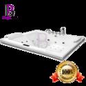 Veera Jacuzzi Acrylic Hydromassage bathtub