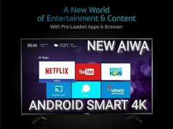 Aiwa LED TV - Aiwa LED TV Latest Price, Dealers & Retailers