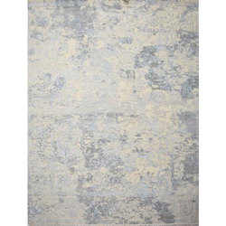 Hand Knotted Modern Carpet