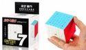 Qiyi 7x7 Stickerless Cube High Speed Extra Smooth 3dpuzzle