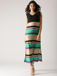 Long Dress With Side Slit
