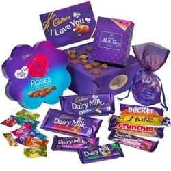 Cadbury Valentines Chocolate View Specifications Details Of