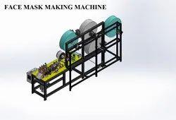Fish  Face Mask Making Machine