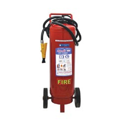 Mild Steel 55b 50 Kg Dry Chemical Type Fire Extinguisher, Model Number: Dcp 50 Kg