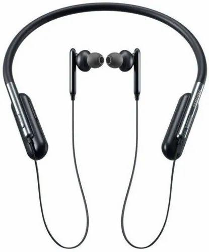 Samsung U Flex Bluetooth Headset With Mic Black In The Ear At Rs 1800 Piece Hiran Magri Udaipur Id 20729897030