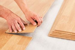Laminate Wooden Flooring Service