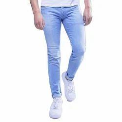 Mens Slim Fit Denim Jeans, Waist Size: 28-36
