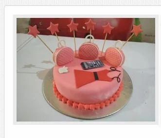 Cake For Shopping Lover Girl