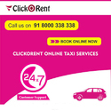 Online Taxi Booking Service
