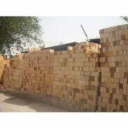Rectangular Refractory Bricks Material Raigarh