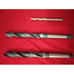 Metcut HSS Taper shank  And Straight Shank Drill