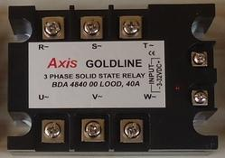 Three Phase Solid State Relays