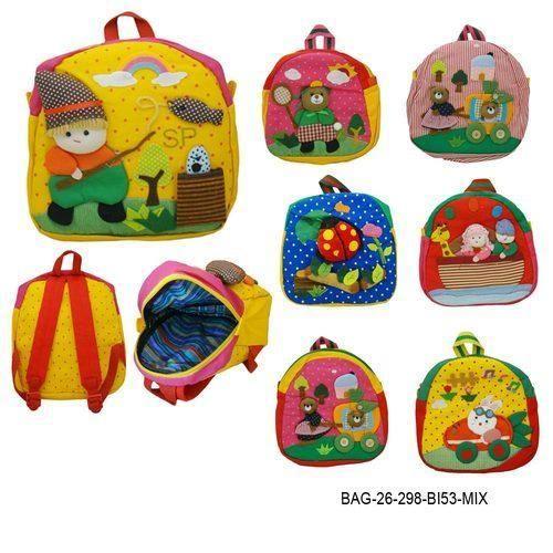 Supersoft Multipurpose Soft Toys Bag -Bag-26